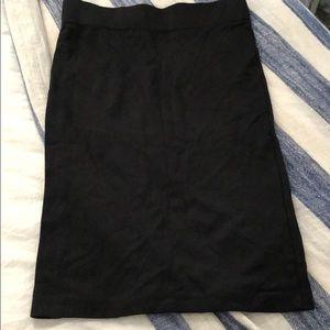 Madewell knit skirt